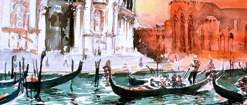 Artist Elga Dzirkalis Home Venice 04